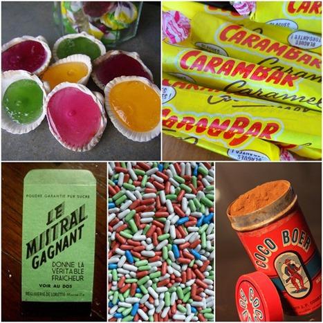 Les bonbons de ma jeunesse. 99137510