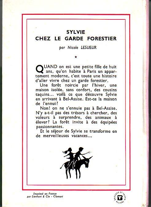 Les LIVRES de la Bibliothèque ROSE - Page 6 Numero10