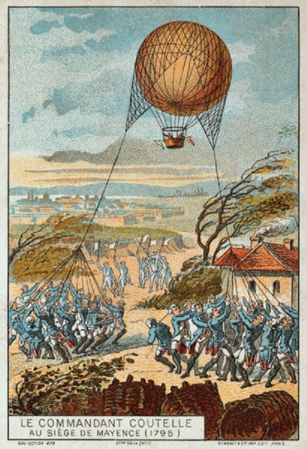Les Aerostiers Ballon10