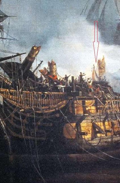L'Aigle du Bucentaure -Trafalgar 1805 TERMINE Trafal10