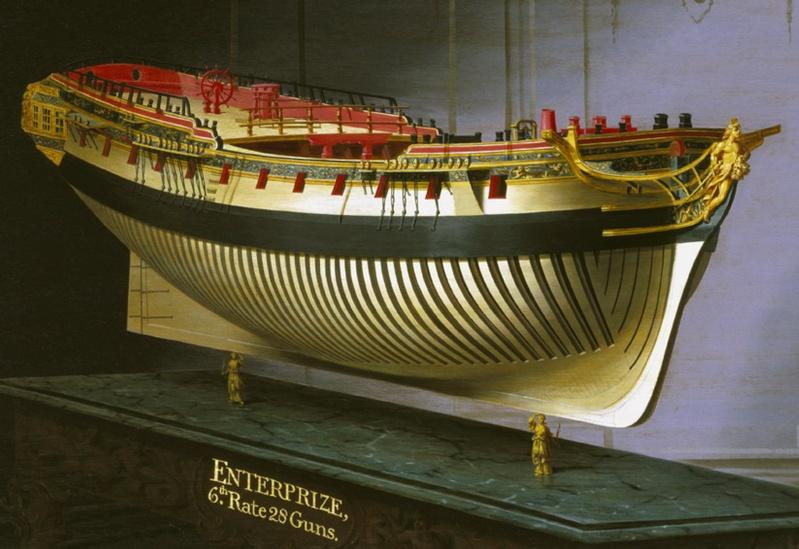 HMS Cumberland 1774, 1:36  - Page 8 1864-010