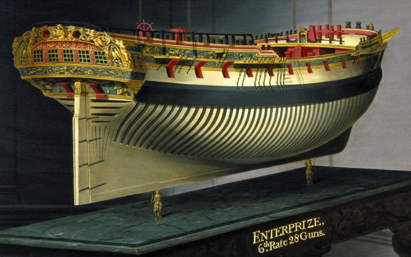 HMS Cumberland 1774, 1:36  - Page 8 1864-011