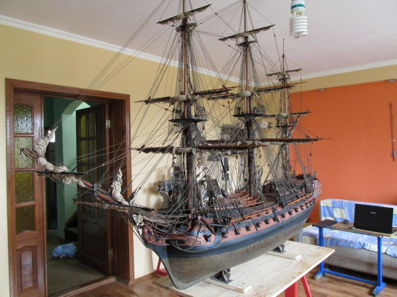 HMS Cumberland 1774, 1:36  - Page 6 Img_2413