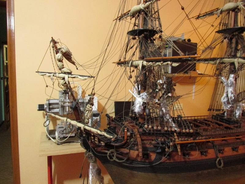 HMS Cumberland 1774, 1:36  - Page 7 Img_2511