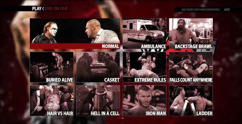 [CONCEPT] Vidéo Roster WWE 2K16 + Hair Vs. Hair Match et + ! 2015-010