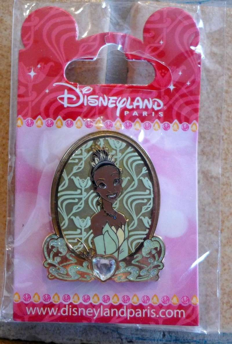 Le Pin Trading à Disneyland Paris - Page 2 Tiana10