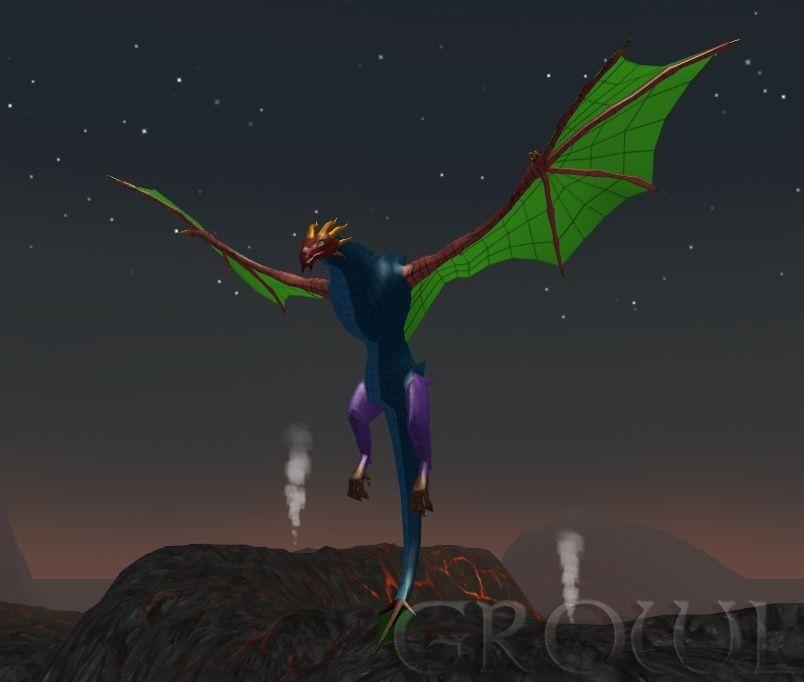 WIP Dragon #2 Dragon10