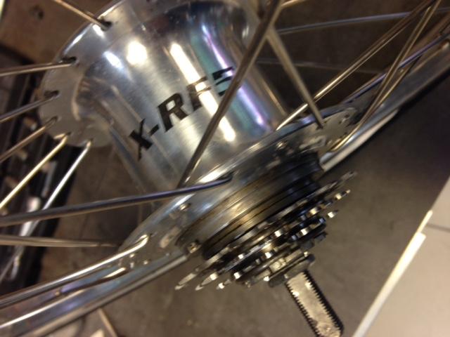 Sturmey Archer 5 vitesses à deux pignons ou trois pignons : expérimentation - Page 2 Img_2921
