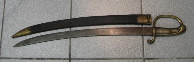 sabre briquet daté 1816, photos supplémentaires Img_3128