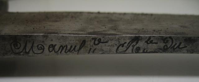 sabre briquet daté 1816, photos supplémentaires Img_3136