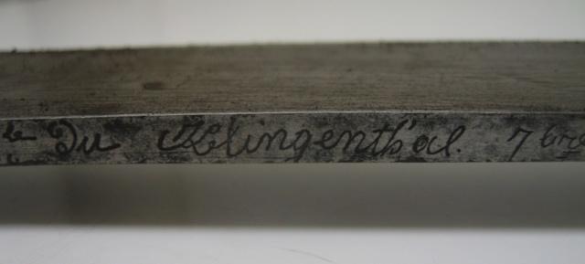 sabre briquet daté 1816, photos supplémentaires Img_3137