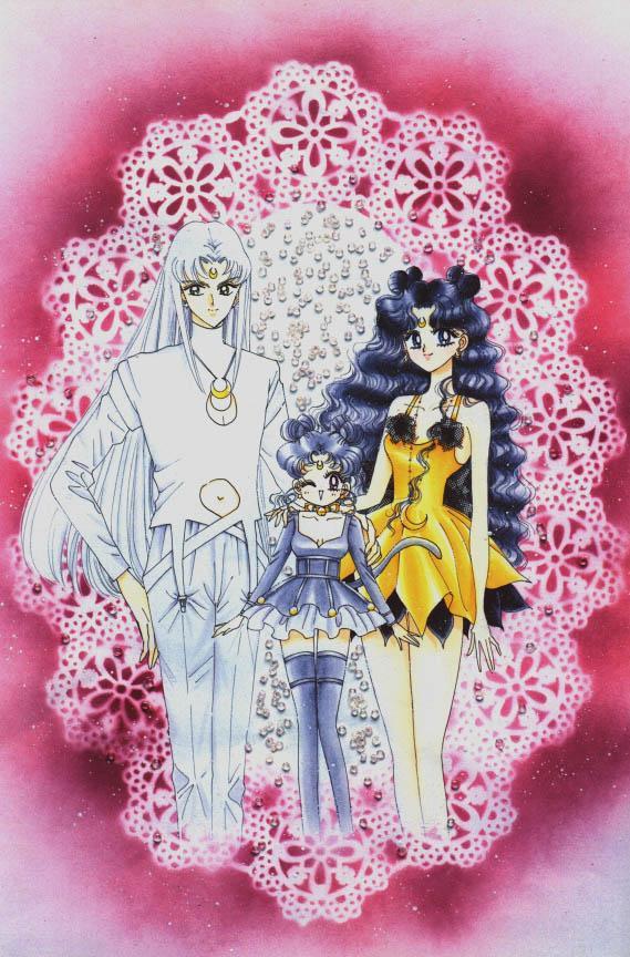~ Luna und Artemis ~ Family10