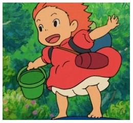 Gake no ue no Ponyo (Ponyo sur la Falaise) 111