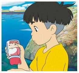 Gake no ue no Ponyo (Ponyo sur la Falaise) 312
