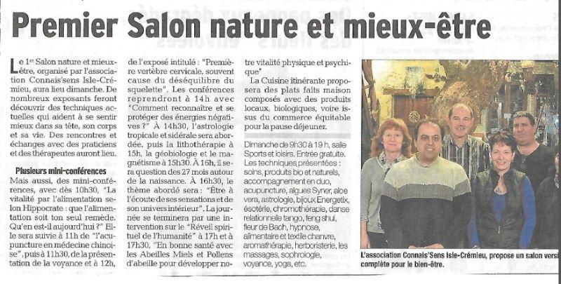 Salon Nature et Mieux - Être Crymie10