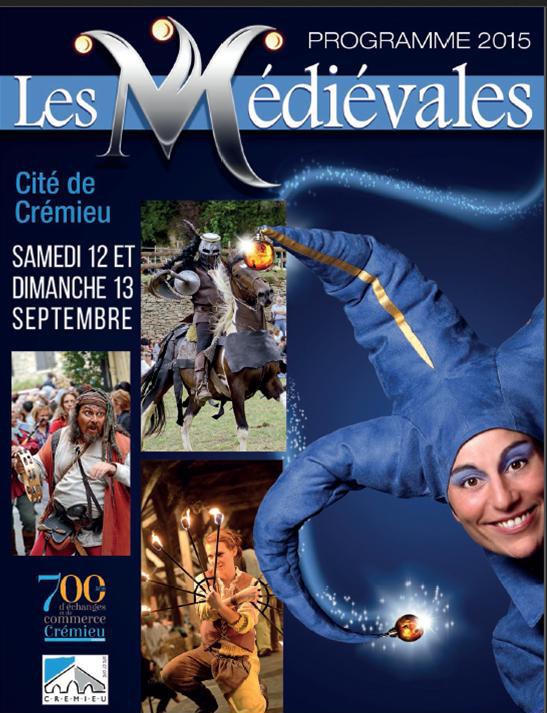 Les Médiévales de CRÉMIEU Image210