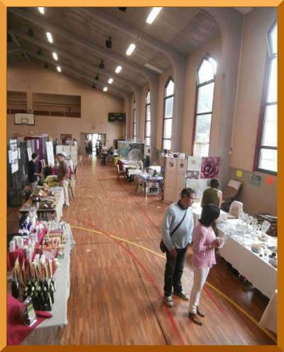 Salon Nature et Mieux - Être Salle210