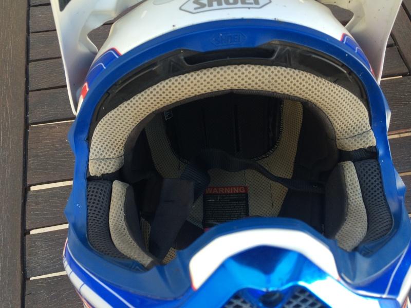 Méthode facile pour nettoyer son casque ... Img_8811