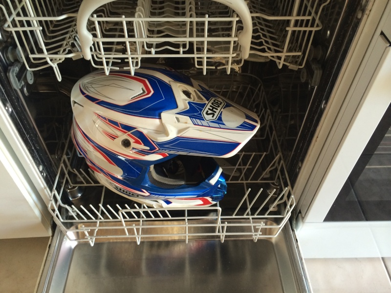 Méthode facile pour nettoyer son casque ... Img_8813