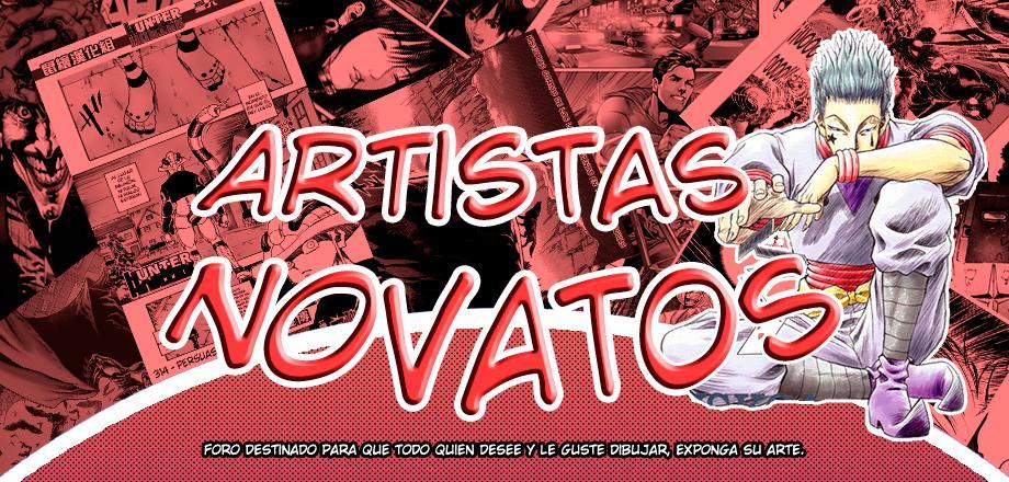 Artistas Novatos