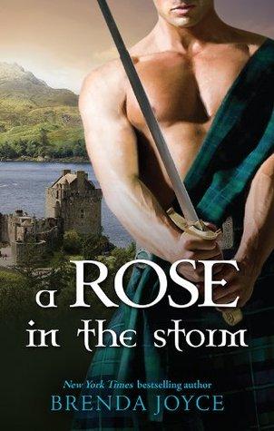 Écosse Médiévale - Tome 2 : La Rose et le Loup de Brenda Joyce A_rose10