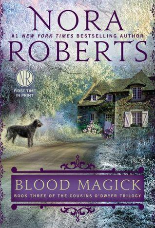 Les Héritiers de Sorcha - Tome 3 : Au crépuscule des amants de Nora Roberts Blood_10
