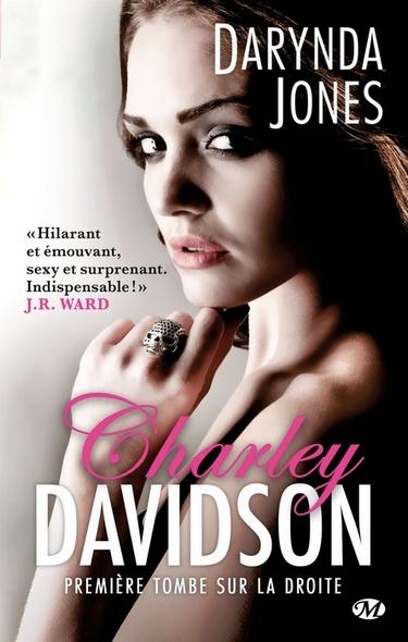 Charley Davidson - Tome 1 : Première tombe sur la droite de Darynda Jones Charle10