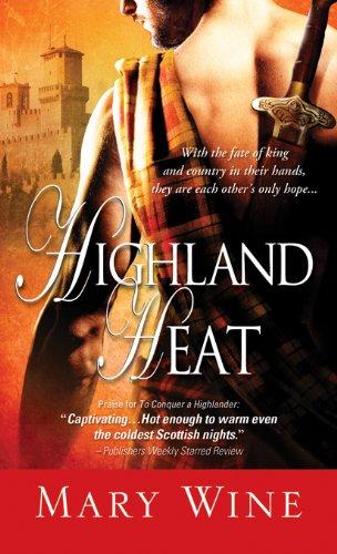 Terres d'Écosse - Tome 3 : La fierté d'une femme de Mary Wine Highla11