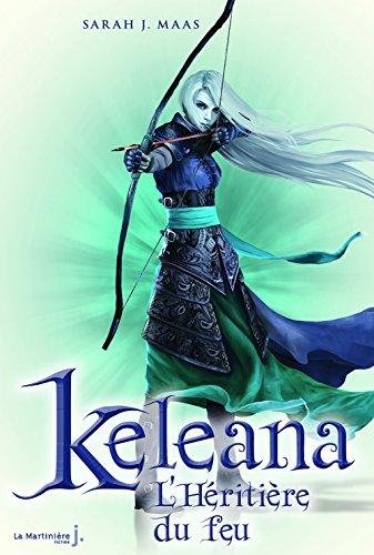 Keleana - Tome 3 : L'héritière du feu de Sarah J. Maas Kelean10