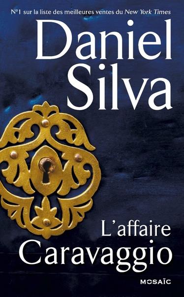 Gabriel Allon - Tome 14 : L'Affaire Caravaggio de Daniel Silva L_affa10