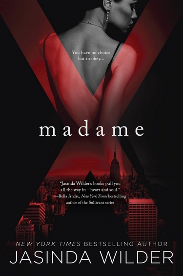 Tome 1 : Madame X de Jasinda Wilder Madame10