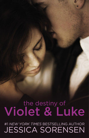 (Coïncidence #3) Violet & Luke - Tome 1 : The Destiny of Violet & Luke de Jessica Sorensen The_de10