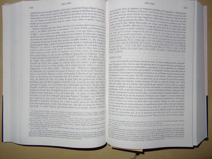 Journal intégral (1915-1941) de Virginia Woolf Dsc02110