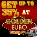 Get up to 35% at Golden Euro Affiliates