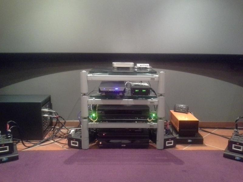 L'impianto audio/video di giordy60 2015-013