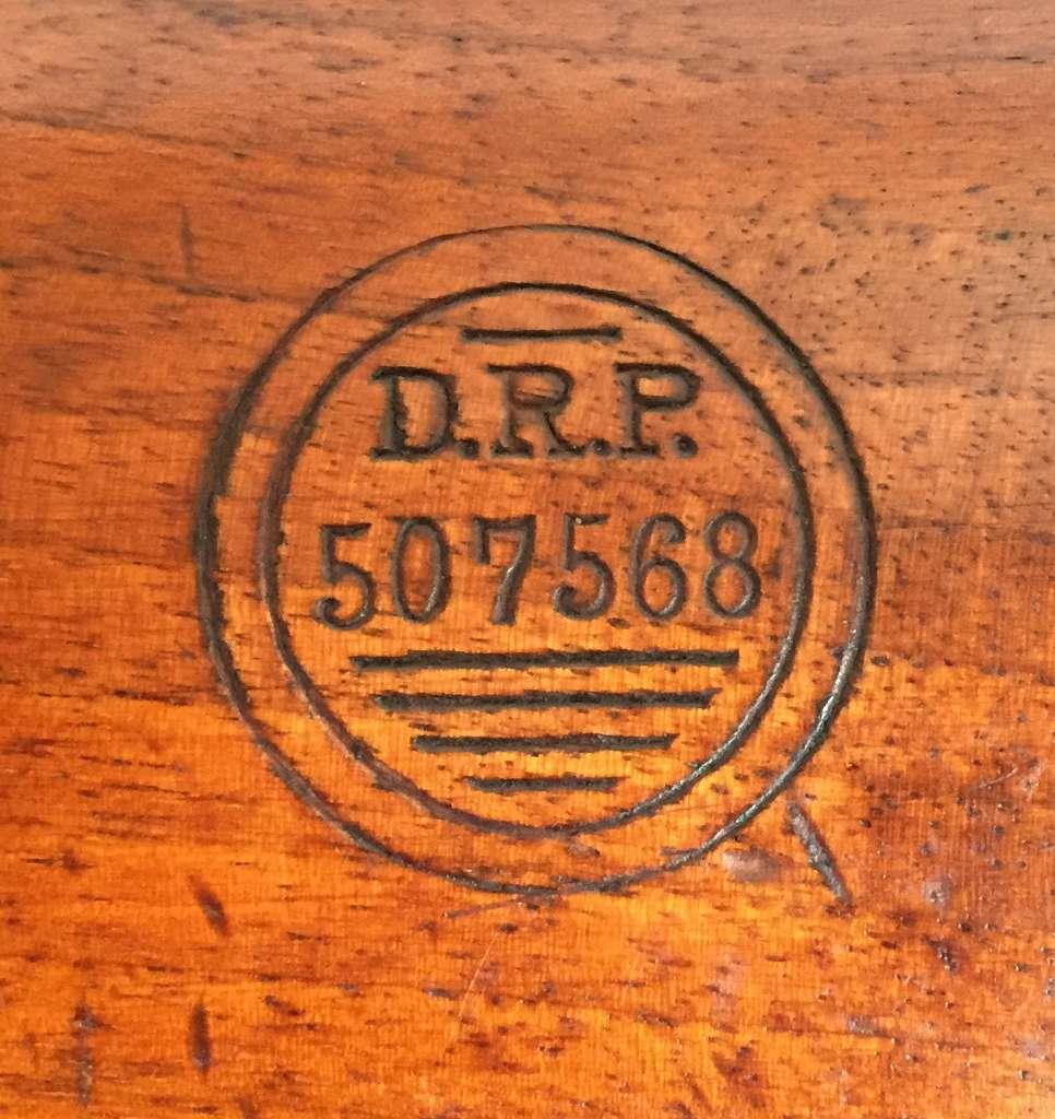 Estimation Standard Modell 98 de 1933 (DRP) 01010