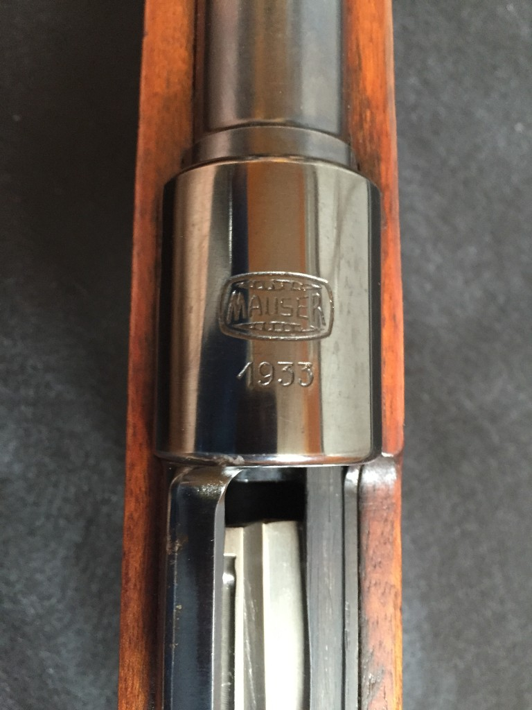Estimation Standard Modell 98 de 1933 (DRP) 01210