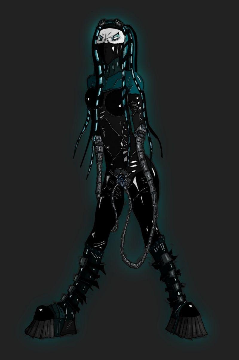 Kate -Omega- Cybcal10