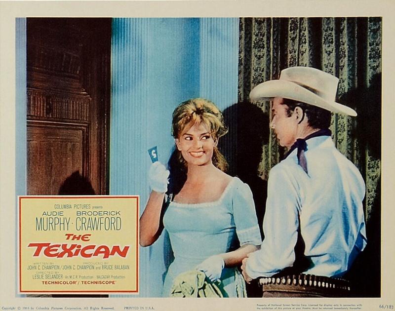 The Texican / Texas kid. 1966 . Lesley Selander Copied11
