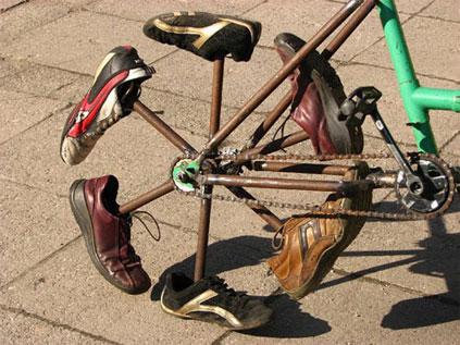 Chaussures ville ou de vélo qui sèchent vite ? Extrao10