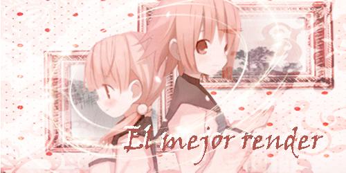 [#II] Concurso: El mejor render Kawaii10