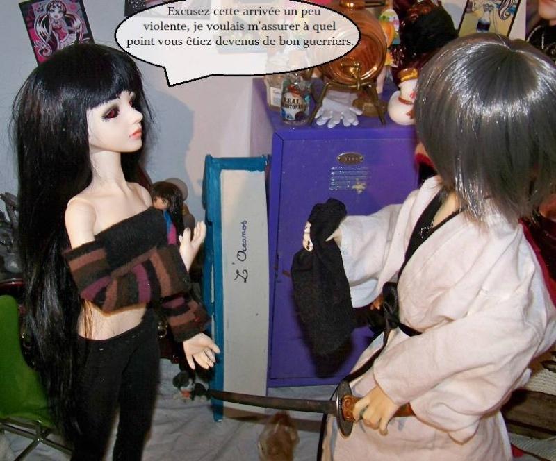 [La petite troupe de Vicky] Molly (p12) - Page 10 100_8575