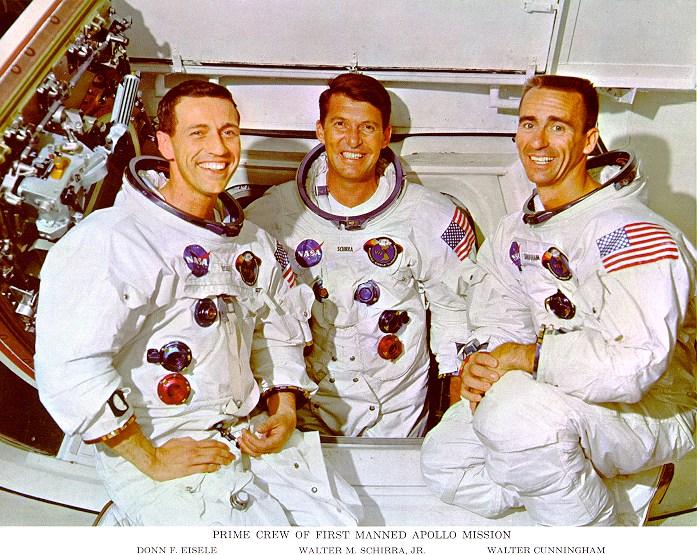 Saturne 1B et la mission Apollo 7 (AIRFIX 1/144) : le FINAL ! 1968_c10