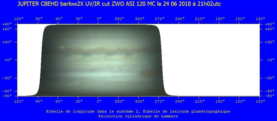 Du Jupiter sous fortes chaleurs ... 2018-011