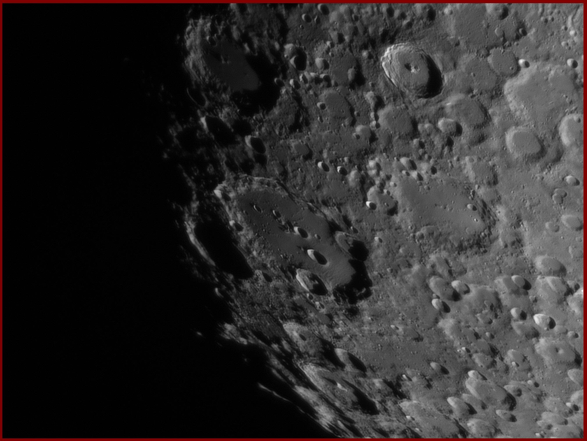 Lune : Platon, Copernic et Clavius : le C8 commence à causer ! 2018_114