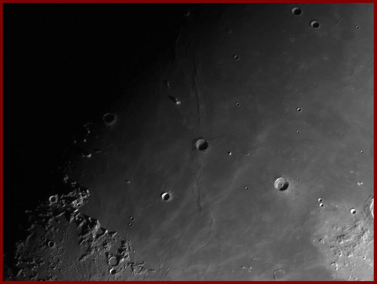 Lune : Fra Mauro, Mer des pluies, Bullialdus 2018_119
