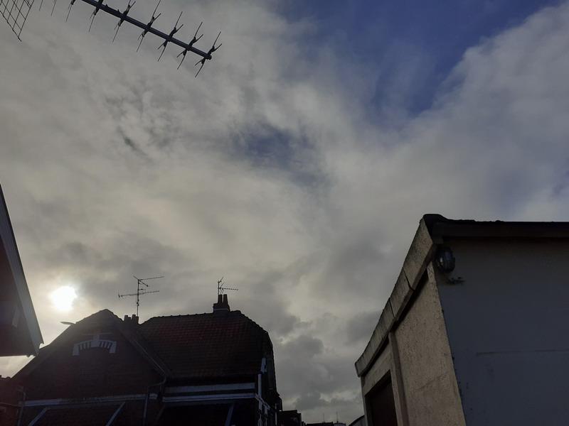"""Observation solaire en mode """"grab n go"""" avec une StaQuest 102R 20201217"""