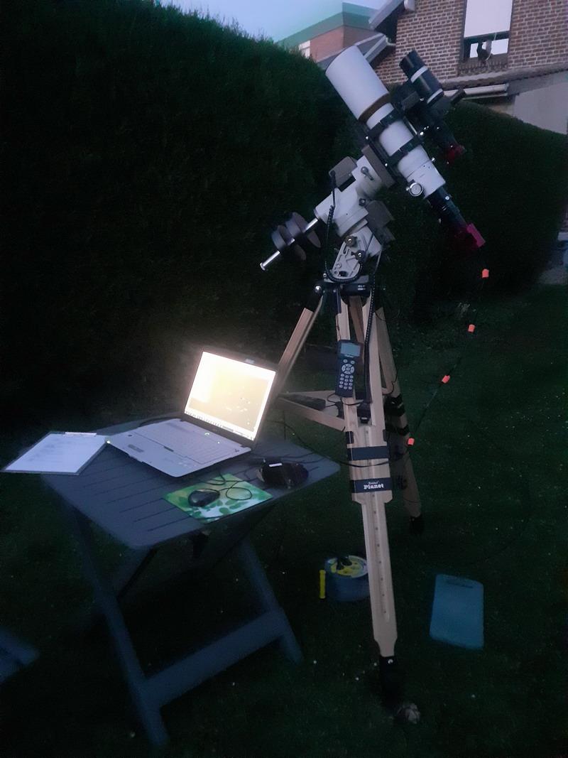 NGC 6992 dans le Cygne : la nouvelle version... 20210810