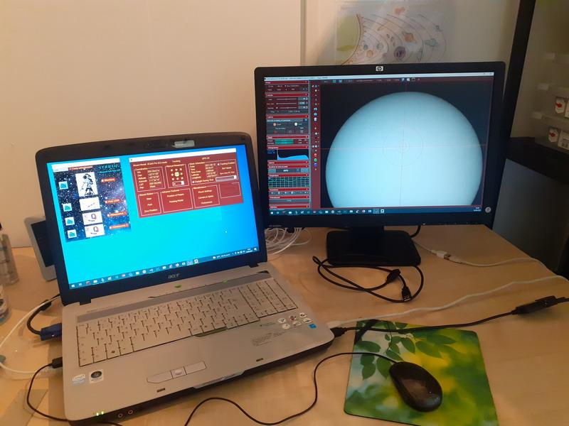 Eclipse partielle de Soleil du 10/06/2021 : plus une vidéo et vignettes  Eclips23