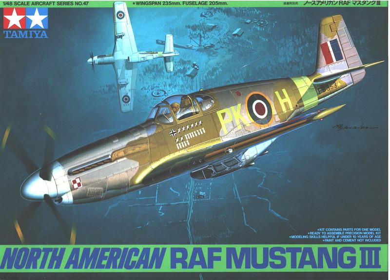 Mustang Mk III de chez Tamiya au 1/48eme P51_b_11